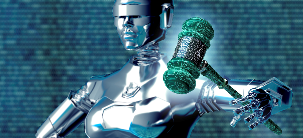 View post titled Rise of the Robo-Judge: Artificial Intelligence is well on Its Way to Determining Verdicts!
